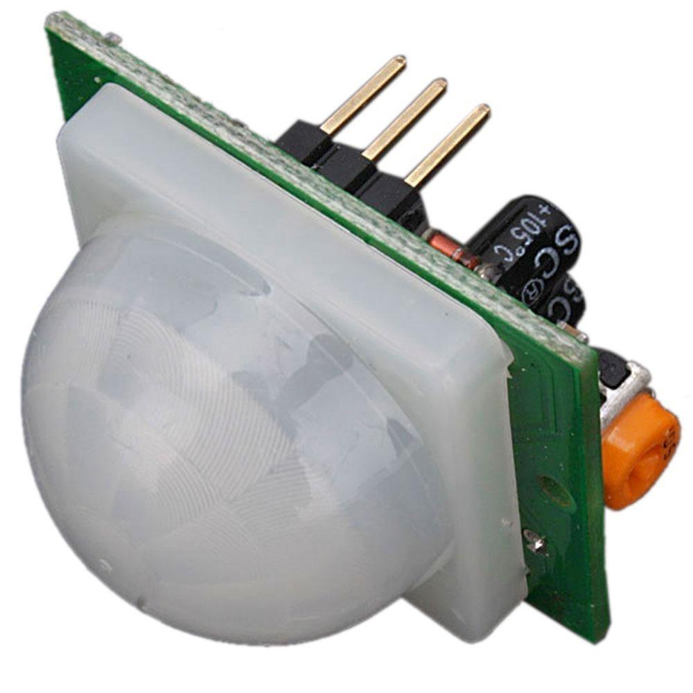 Fantastisk PIR Bevægelsesføler HC-SR501 - ArduinoTech.dk UB41
