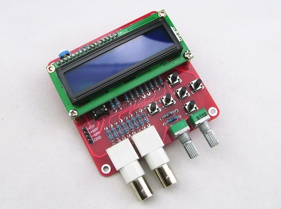 DDS Signal Function Generator Sine Square Sawtooth Triangle Wave Digital  Module