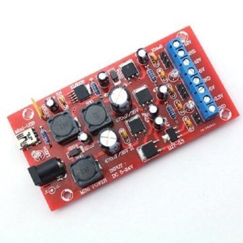 Linear Regulated Power Supply DIY Kit +12v -12v +5v -5v +3 3v